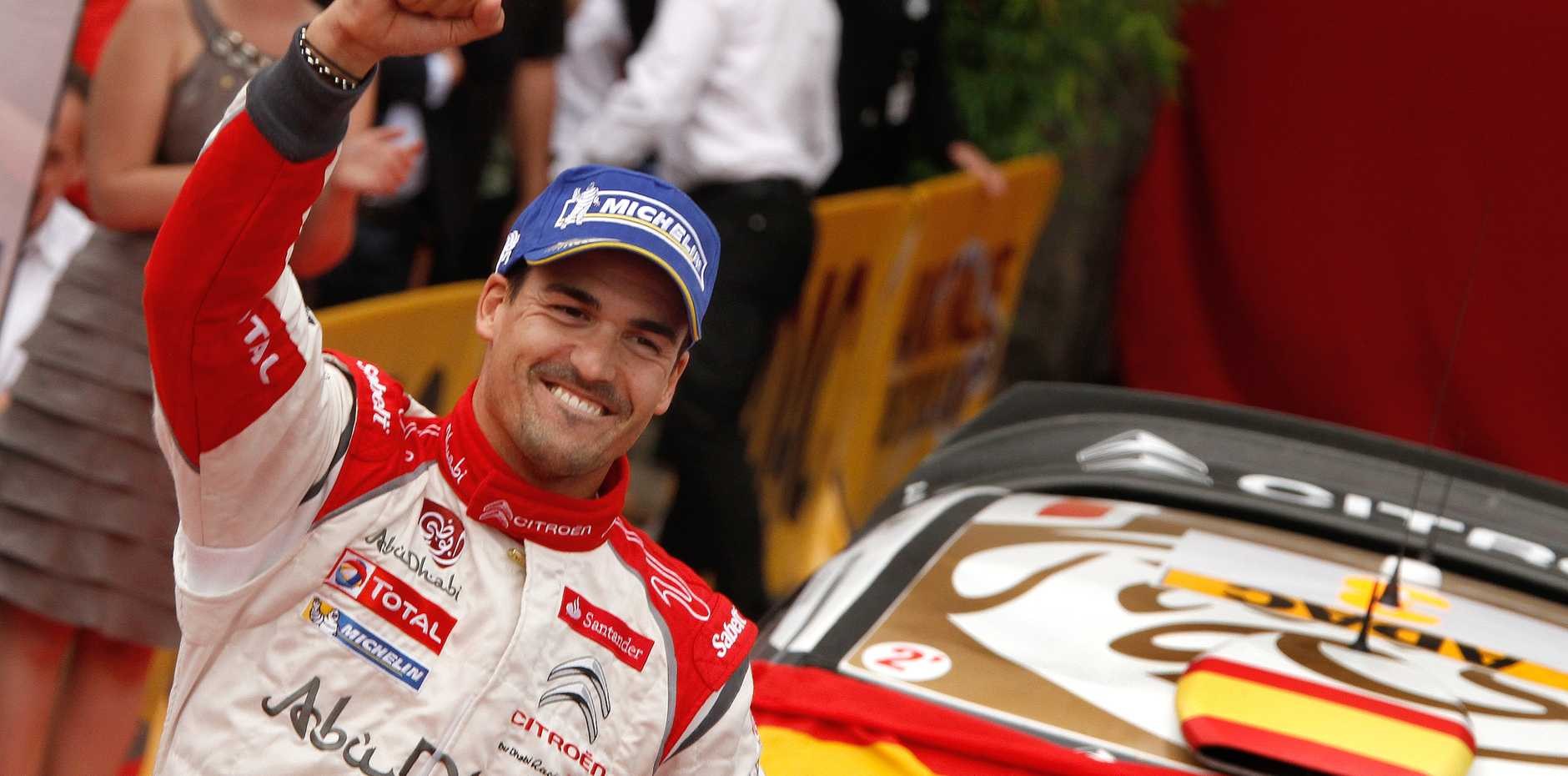 Dani Sordo is in flying form ahead of Rally Australia - Coffs Coast claiming honours in the German round at the weekend.