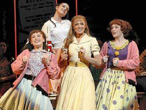 Rockhampton native Gretel Scarlett shines as Sandy at QPAC