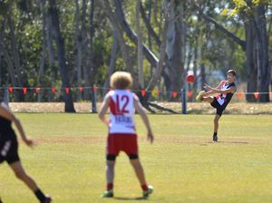 Second semi-finals for Capricornia AFL juniors