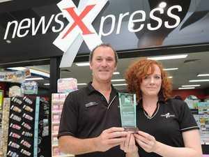 Eli Waters newsagency named in top four in Australia