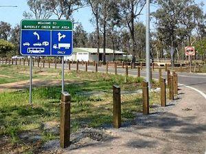Rest stops needed north of Mackay