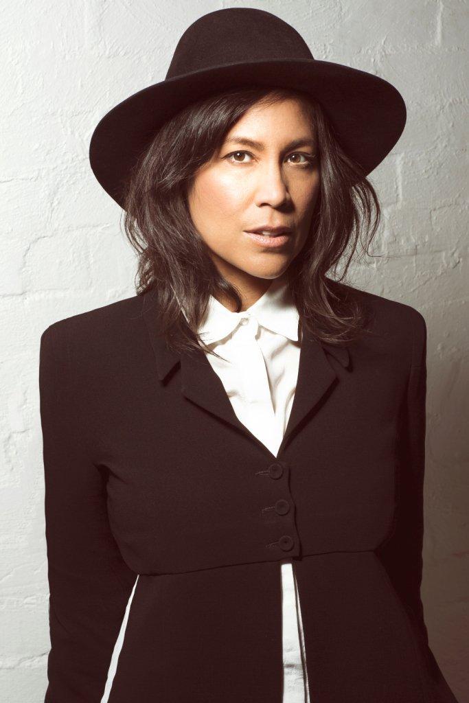 Singer Kate Ceberano.