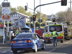 Pittsworth traffic crash | Chronicle