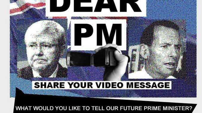 Send us your Dear PM video.