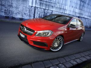 Mercedes-Benz A45 AMG is remarkable fun and value