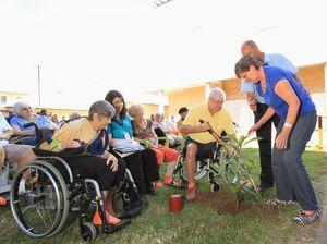 Patients to enjoy healing powers of new hospital garden