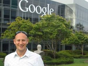 Richard Conway: Seven things I learned at the Googleplex