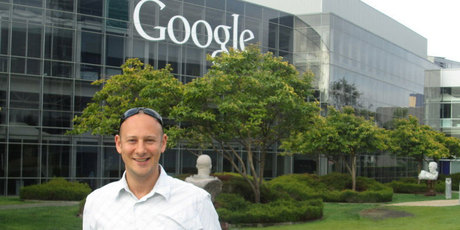 Richard Conway, founder and CEO of Pure SEO, a search optimisation company has returned from a trip to the home of Google.