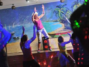 Shake it for good health with Gladstone's zumba queen
