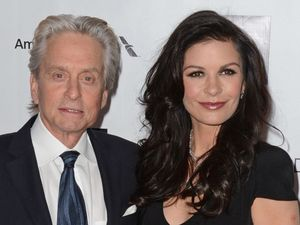Michael Douglas and Catherine Zeta-Jones back together