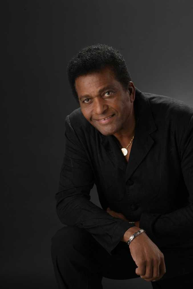Charley Pride will be in Mackay in November as part of his tour of Australia.