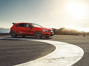 Road test: Mercedes-Benz A45 AMG weapon of hatch destruction