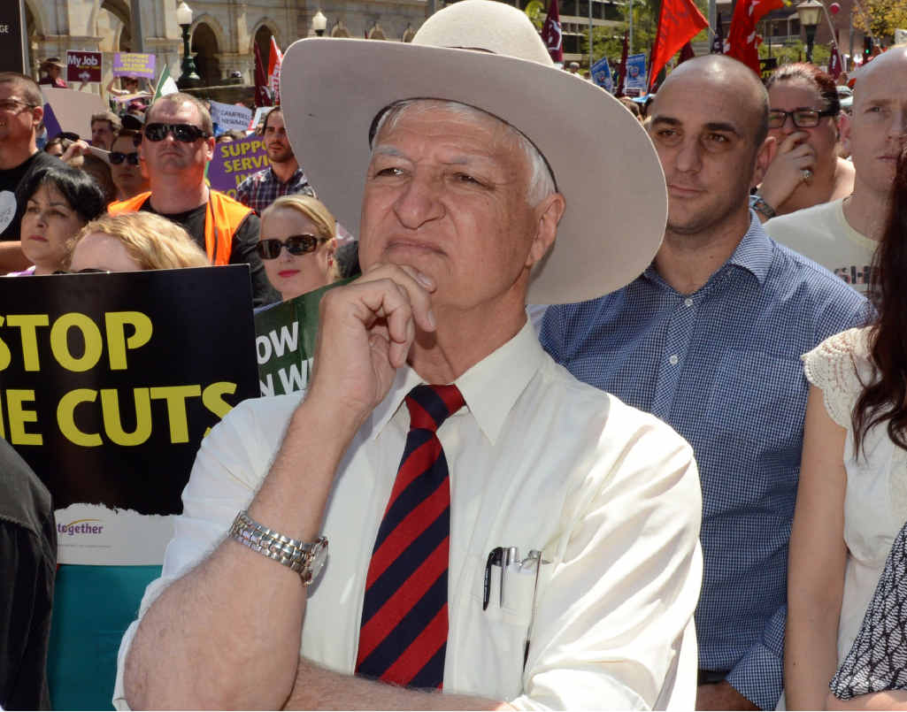 Bob Katter will be in Gladstone on Monday.
