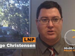 Dawson candidate George Christensen