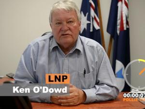 Flynn candidate Ken O'Dowd