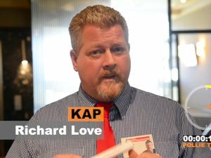 Flynn candidate Richard Love