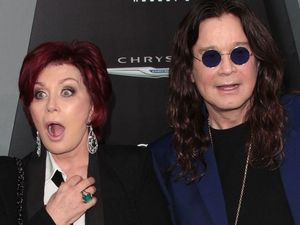 Sharon and Ozzy Osbourne to celebrate New Year in bed