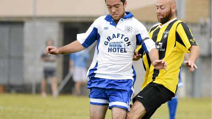 SUDDEN DEATH: Grafton City and Yamba Breakers will play the second leg of their semi finals today. PHOTO: Debrah Novak