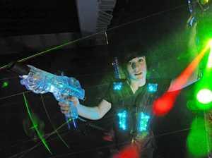 Laser tag world titles set to stun