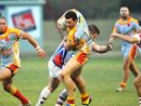 League- Coffs Harbour Comets Vs BARLA
