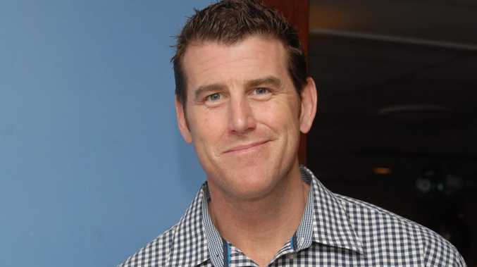 Ben Roberts-Smith VC Photo Tony Martin / Daily Mercury