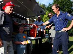 New equipment for firefighting at Bilambil welcomed