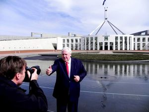 Clive Palmer blasts calls for inquiry on his poll spending