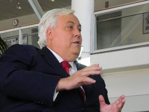 Clive Palmer in Today show tirade on Rupert Murdoch