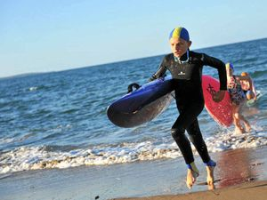 Dive into summer by signing up to Tannum Sands SLSC