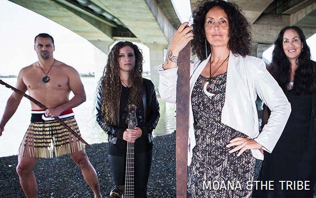 Moana & The Tribe [NZ]