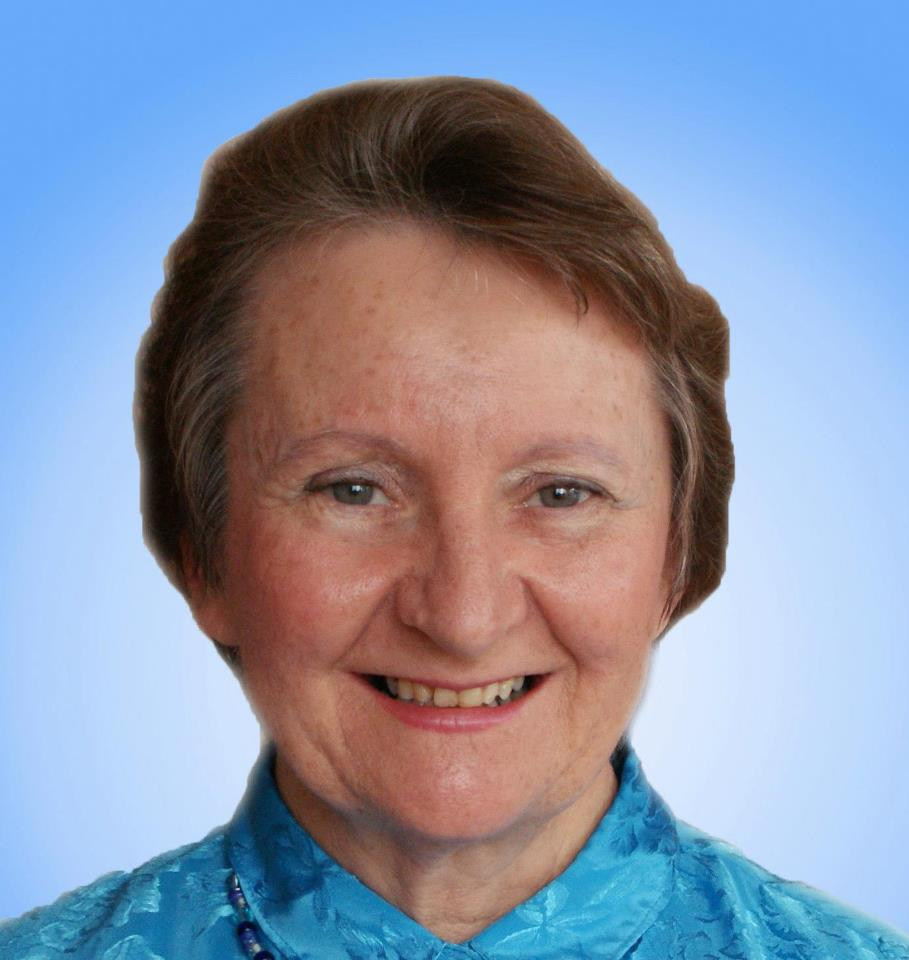 Carol Ordish, Page candidate for the Christian Democratic Party (Fred Nile Group).