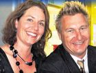 Louise Dekens and David Young