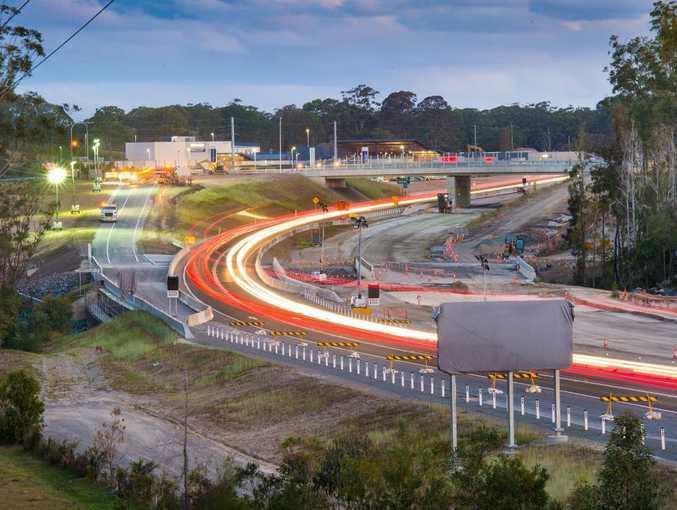 Leighton Holdings, building the Sapphire to Woolgoolga Pacific Hwy upgrade is at the centre of a corruption probe.