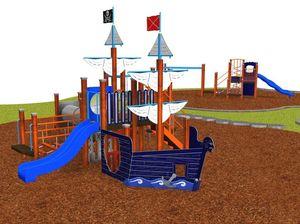 Landlubbers be warned: Faulks Park make-over ahoy!