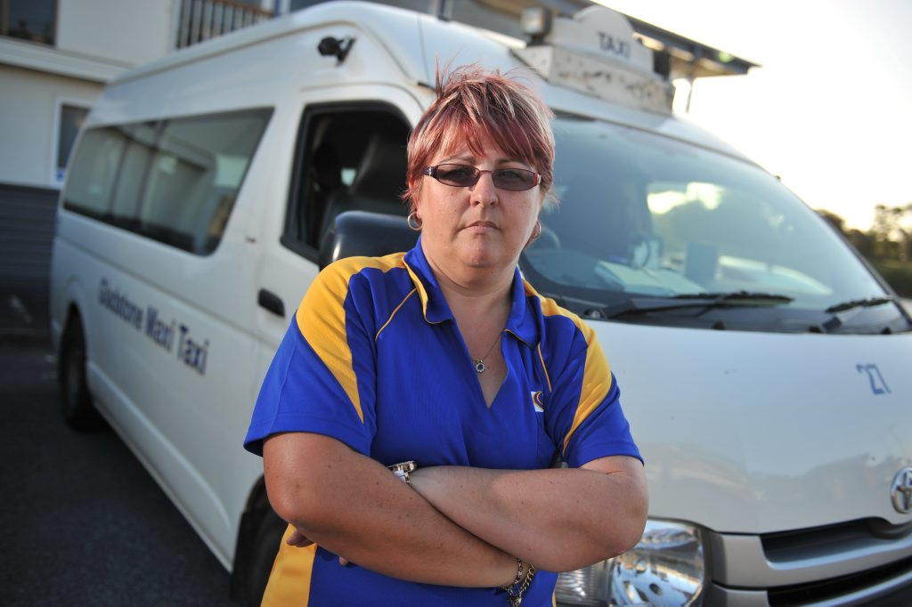 Local cab driver Leanne Jensen is cracking down on taxi fare evasion.