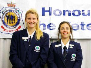 Young ambassadors impress veterans