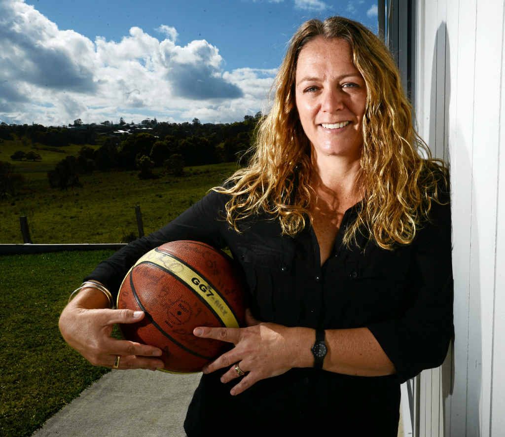 Lennox Head basketballer Christine McCombie will be taking part in the upcoming tournament in Byron Bay.