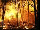 Firies battling bushfire that started two weeks ago