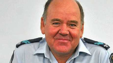 Senior Constable Don Young retired yesterday after serving in the force for more than 37 years.