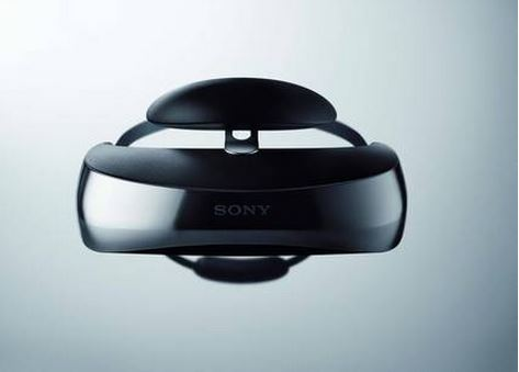 Sony's current virtual reality headsets include the HMZ-T3W