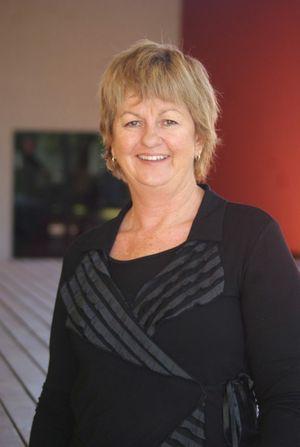 Isaac Regional Mayor Anne Baker