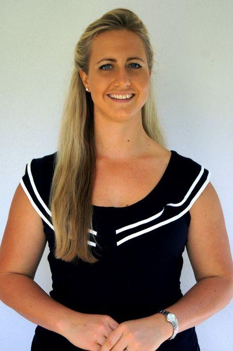 Fairfax Family First candidate Angela Meyer.
