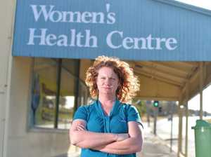 Gladstone Women's Health Centre has operating hours slashed