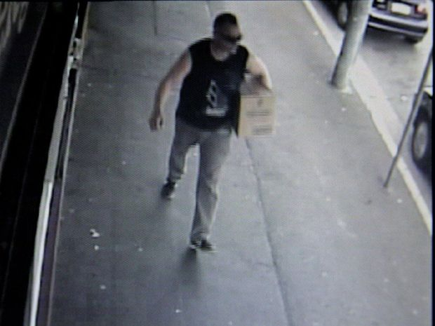 Police have released this image in relation to an attack on a man in Toongabbie last October.