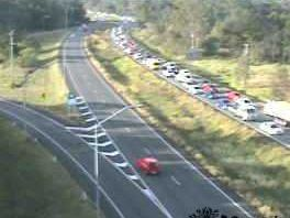 Serious multi-vehicle crash sparks Bruce Hwy traffic mayhem
