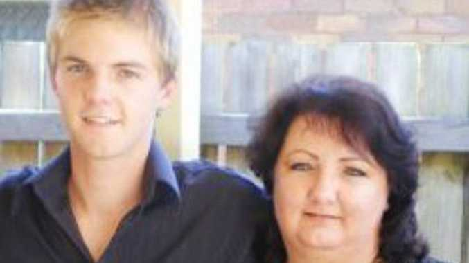 Corey James Lovell and his mother Samantha Ann Brownlow were convicted with the 2011 murder of Robin Behrendorff in his Burnett Heads home.