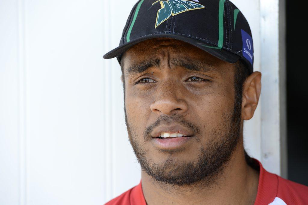 Ipswich Jets player Nemani Valekapa. Photo: Rob Williams / The Queensland Times
