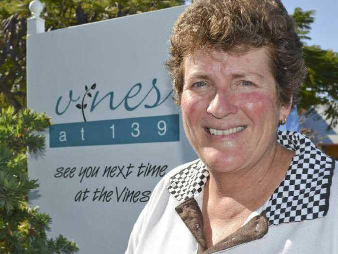 EARLY START: Erin Brown of Vines at 139 will be in the Grafton Showground kitchen from 4.30am on Sunday as part of her role as head chef for the Gate to Plate degustation lunch.