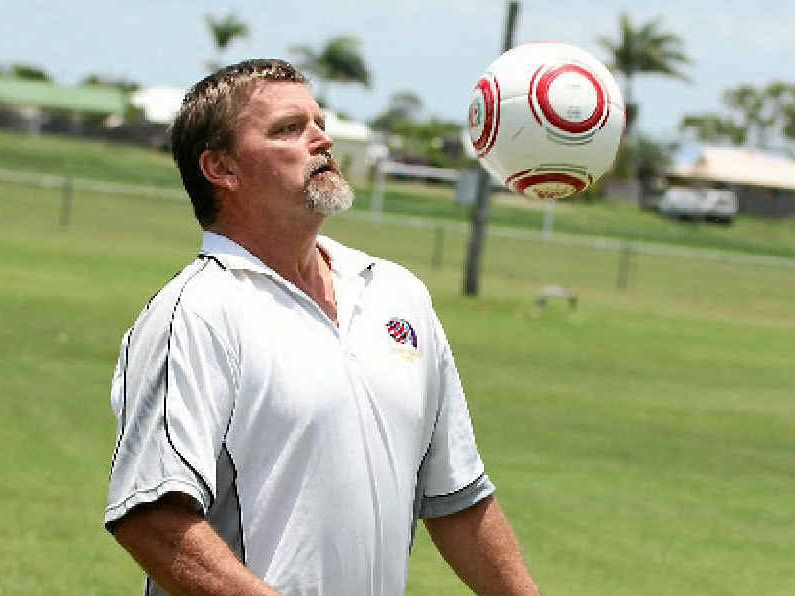 Mackay Regional Football president Scott Mealy says the club's relocation plan funding has been forgotten by Labor and LNP candidates for Dawson.
