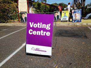 Pre-polling begins in Noosa